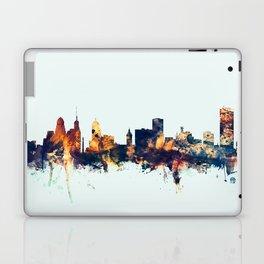 Buffalo New York Skyline Laptop & iPad Skin