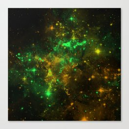 Infinite Universe Canvas Print