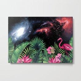 Tropical Space #7 Metal Print