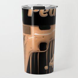 Peach .45 Travel Mug