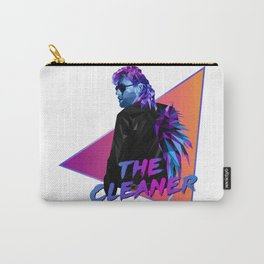 Kenny Omega polygonal Carry-All Pouch