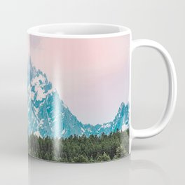 Mountain Magick - Grand Teton National Park Coffee Mug