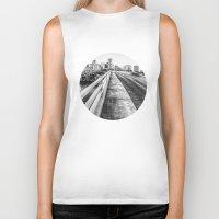 nashville Biker Tanks featuring Road to Nashville by GF Fine Art Photography