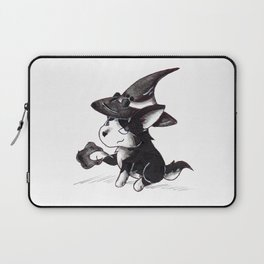 The Witch of Boston Laptop Sleeve