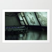military Art Prints featuring Military by gustav butlex