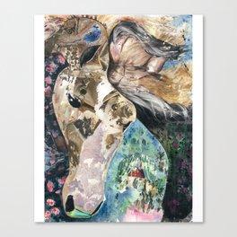 Values Canvas Print