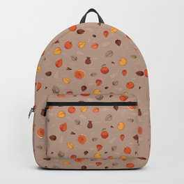 Apple spice ( Caramel mocha) Backpack