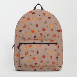 Apple spice ( Caramel mocha) Backpack