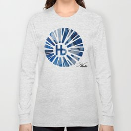 Hermosa Beach Durban Sunburst Long Sleeve T-shirt