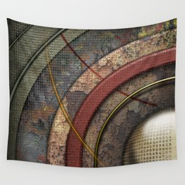 Piece of Pi Wall Tapestry