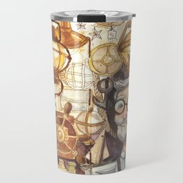 An antique store Travel Mug