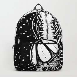 Midnight Jellyfish Backpack
