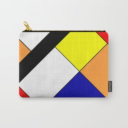 Mondrian #18 Carry-All Pouch