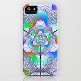 Tholian Web 3 : iPhone & iPod Skins / iPhone Cases / Stationery Cards, Art Print iPhone Case