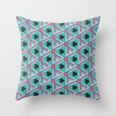 jfivetwenty tessellation  Throw Pillow