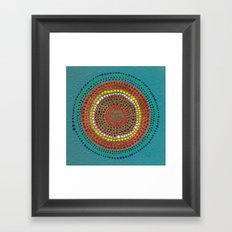 Dotto 12 Framed Art Print