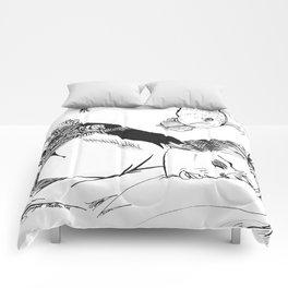 Kinbaku Shibari Comforters