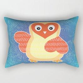 Cute Little Chick Rectangular Pillow