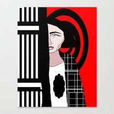 The Stalker Canvas Print