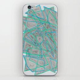 Criss-Cross iPhone Skin