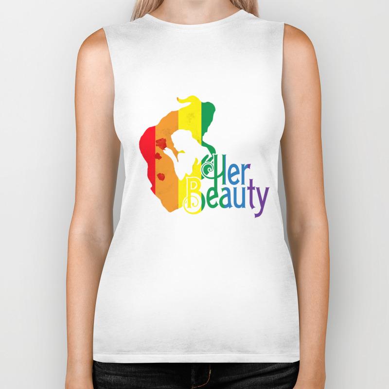 baea1fe898df LGBT TShirt Funny LGBT Shirts Lesbian Clothing Pride Apparel Biker Tank by  amatees   Society6