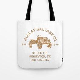 Murray Salvage Co. Tote Bag