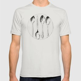 Vintage Spoons T-shirt
