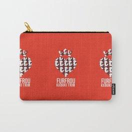 Furfrou (Kabuki Trim) Carry-All Pouch
