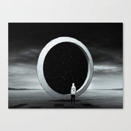 目的   Purpose Canvas Print