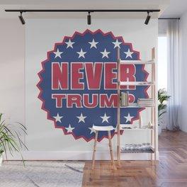 Never Trump Wall Mural