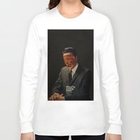 king Long Sleeve T-shirts featuring King by Frank Moth
