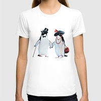 penguin T-shirts featuring Penguin by Anna Shell