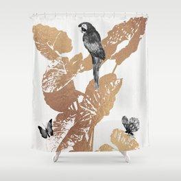 Fluttering Nature II Shower Curtain