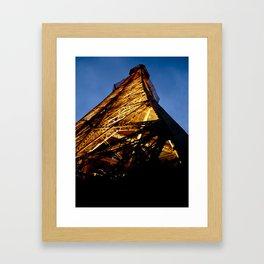 Tour Eiffel Framed Art Print
