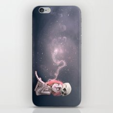 Still waiting for something that is not here yet iPhone & iPod Skin