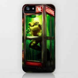 Loveland Frog iPhone Case