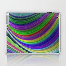 Color curves Laptop & iPad Skin