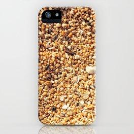 True grit - coarse sand iPhone Case