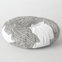 Bite Floor Pillow