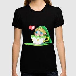TeaCup Link T-shirt