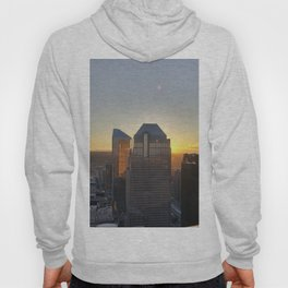 downtown view Hoody