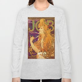 Vintage Woman Long Sleeve T-shirt