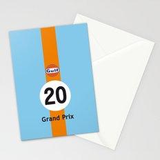 Steve McQueen - Le Mans Vintage Print Poster Decoration Stationery Cards