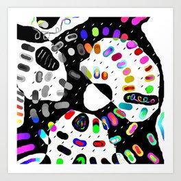 Circular 27 Art Print