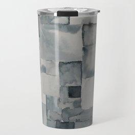 Pave Gray Travel Mug