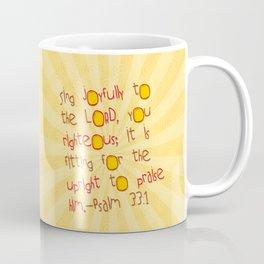 Sing Joyfully! Coffee Mug