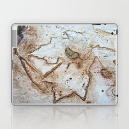 Maple Leaf Etching Laptop & iPad Skin