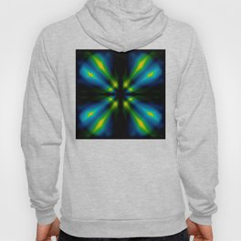 Tunnel Wisps Abstract Hoody