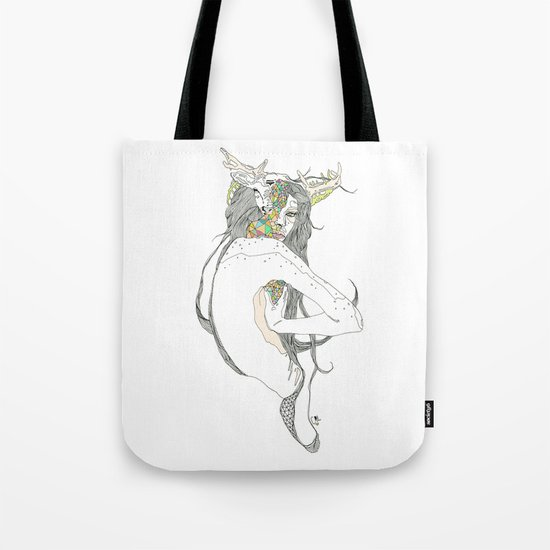 colour blind II Tote Bag