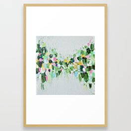 Southern Julep Framed Art Print